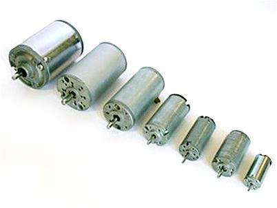 Buehler DC Motors Range